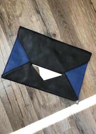 Геометрический клатч