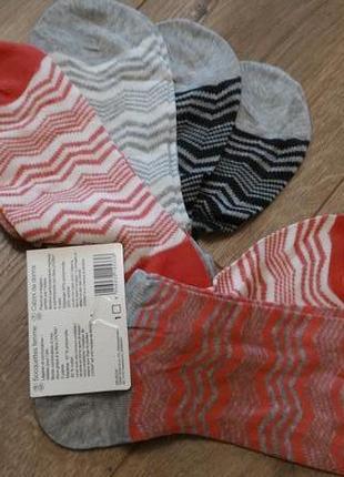 Упаковка из 5 пар.женские короткие носки.esmara/германия.41-42