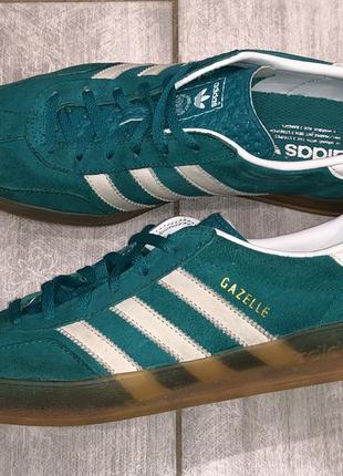 Оригинальные кроссовки adidas gazelle indoor eqt