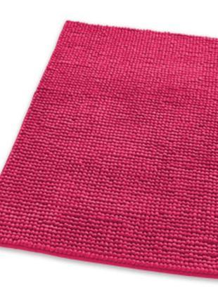 Шикарный коврик для ванной комнаты, синель tukan  60 на 100 см