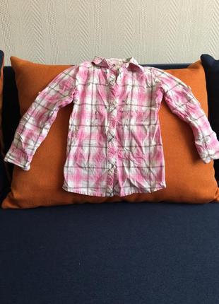 Рубашка gloria jeans на 2-3 года