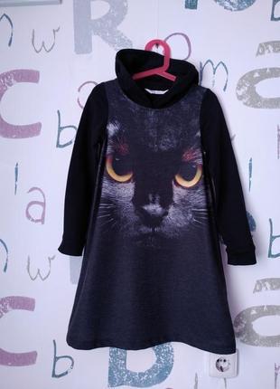 Платье h&m новое девочка 6-8 лет (122-128см) сток