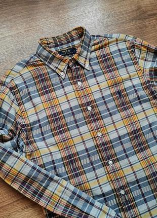 Шикарная рубашка polo ralph lauren2 фото