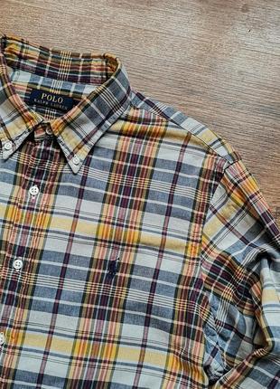 Шикарная рубашка polo ralph lauren3 фото