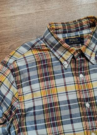 Шикарная рубашка polo ralph lauren4 фото