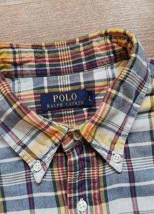 Шикарная рубашка polo ralph lauren5 фото