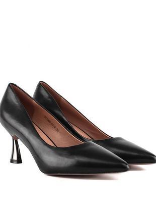 1330т женские туфли sasha fabiani,кожаные,на каблуке,на тонком каблуке,на стильном каблуке