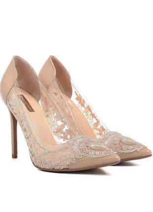 1334т женские туфли anemon,кожаные,на тонком каблуке,на высоком каблуке