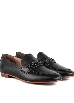 1339т женские туфли anemon,кожаные,на низком каблуке,на низком ходу,на каблуке