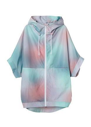 Куртка asos monki плащ ветровка мастерка дождевик oversize оверсайз