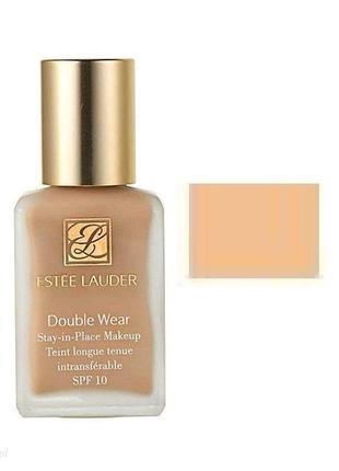 Estee lauder крем-пудра устойчивая double wear stay-in-place makeup spf 10 оригинал