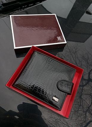 Кожаный кошелек портмоне wanlima