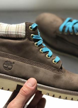 Timberland демисезонные ботинки 33р оригинал