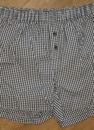 Хлопковые мужские трусы-шорты livergy/германия.м1 фото