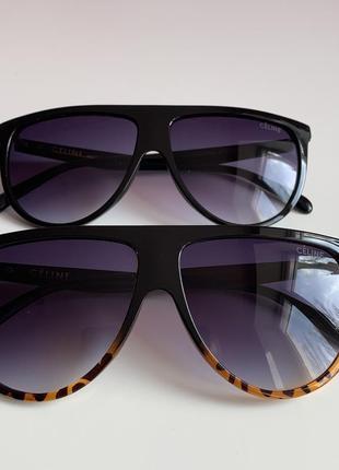 Солнцезащитные очки celine 2019 модные