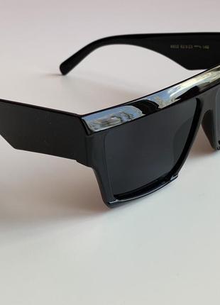 Модные солнцезащитные очки celine 2019 маска