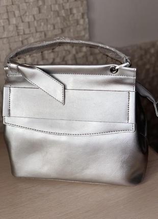 Стильная кожаная сумка ❤️распродажа