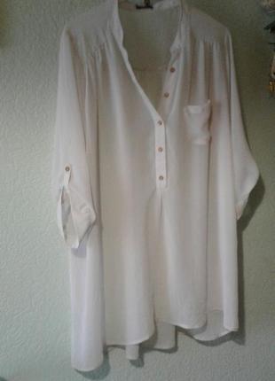 Блуза - туника размер 20