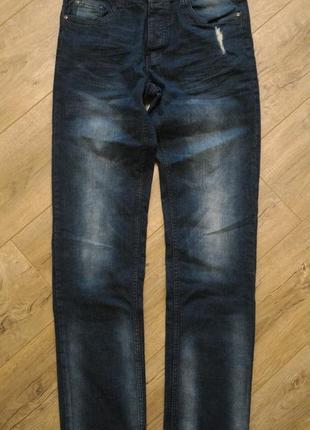 Мужские джинсы.слим фит.livergy/германия.50(34-34) размер