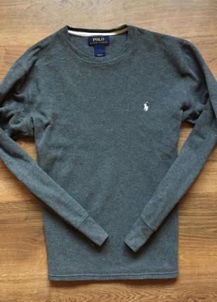 Классный свитер свитшот polo ralph lauren
