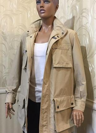 Куртка/ветровка, geox respira, размер i-48/xl.