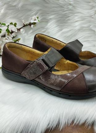 Очень удобные туфли туфельки clarks artisan unstructured ( 41 размер )