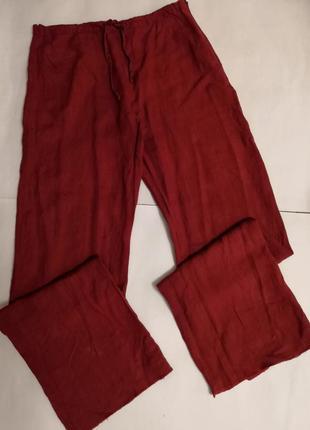 Лёгкие летние брюки, размер л