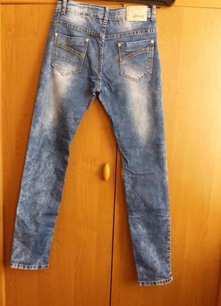 Равные джинсы на девочек grasce
