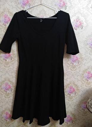 Милое базовое платье