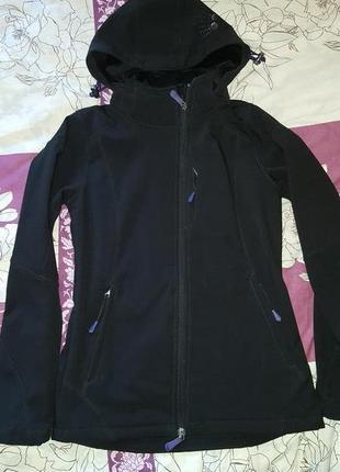 Софтшелл куртка на меху tcm