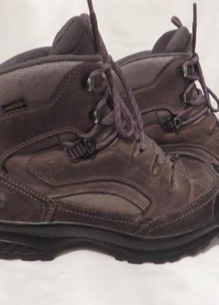 Ботинки кожа vibram 37 размер