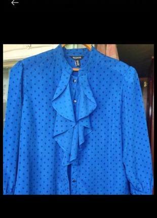 Шикарная блузка для пышных форм