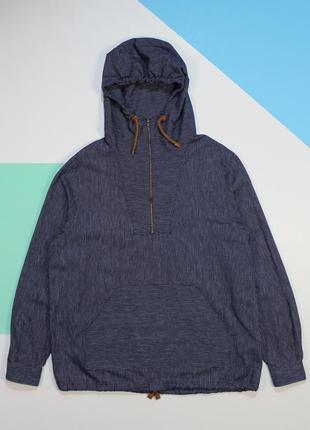 Легенькая куртка анорак от zara man