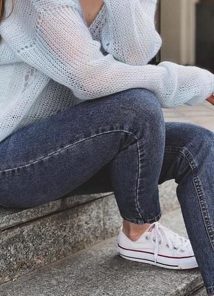 Нежнейший пуловер из итальянского мохера✅