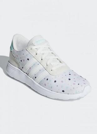 Детские кроссовки adidas lite racer kids артикул b75724