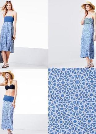 Скоро лето ! пора принарядиться! платье-трансформер tchibo, германия