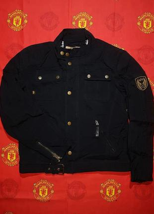 Alpha industries мужская куртка для езды на байке