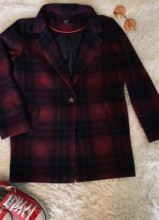 Пальто в стиле бойфренд от new look xs-s♥️♥️♥️♥️♥️