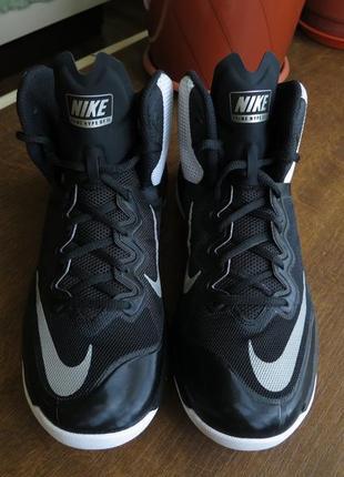 Новые мужские баскетбольные кросовки nike prime hype df 2