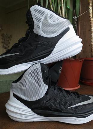 Новые мужские баскетбольные кроссовки nike prime hype df 2