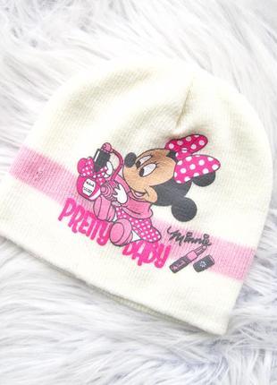 Стильная шапка disney minnie mouse