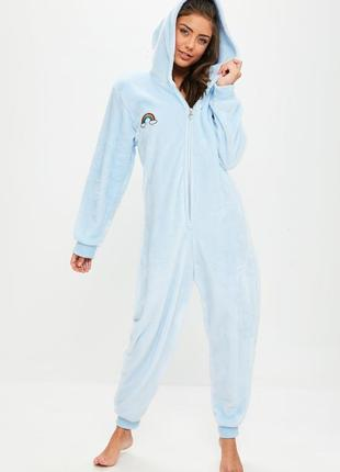 Пижама кигуруми с радужками
