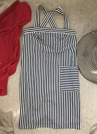 Дуже крута сукня-сарафан на літо