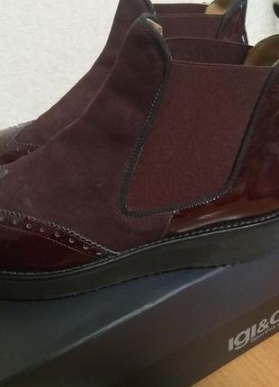 Ботинки челси,италия