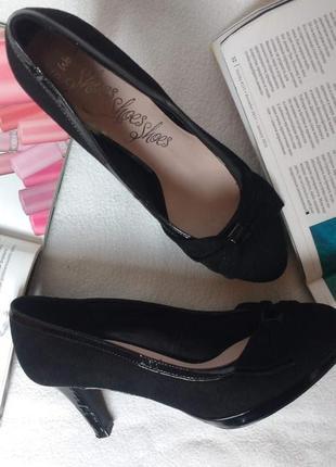"""Аккуратные красивые туфли """"marks&spencer"""""""