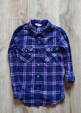 Рубашка 10-11лет