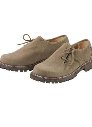 Мужские туфли livergy германия р. 42 - по стельке 27,5 см