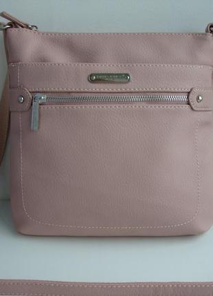 Нова фірмова французька сумка кросбоді david jones