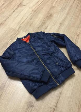 Демисезонная куртка(бомбер,бомбёрка)