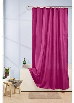 Качественная штора для ванной или душа..miomare/германия.200х180